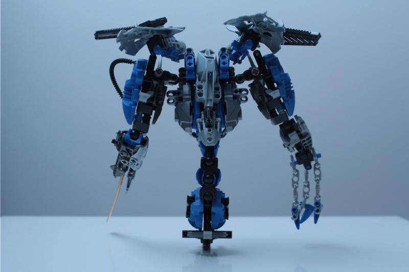 [MOC] Concours été 2014 : Robot Aquatique de Surge 1610