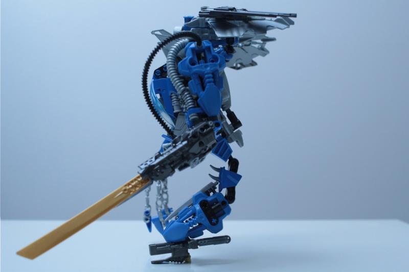 [MOC] Concours été 2014 : Robot Aquatique de Surge 1810
