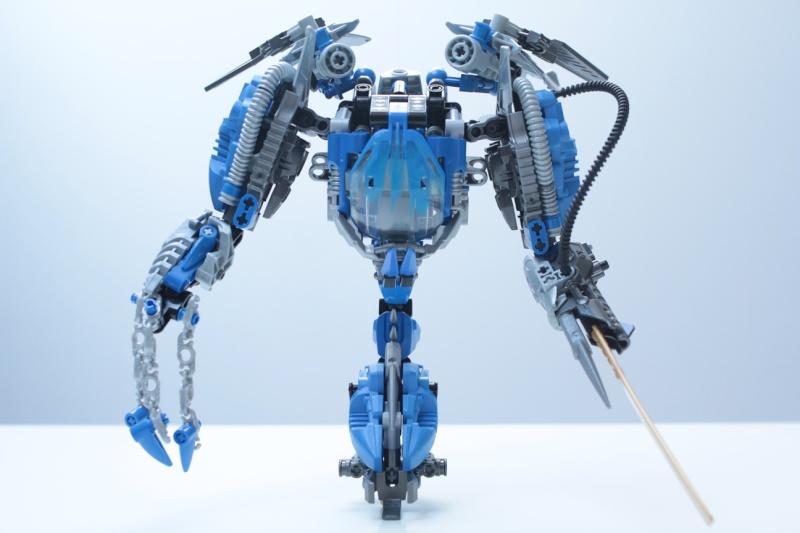 [MOC] Concours été 2014 : Robot Aquatique de Surge 2010