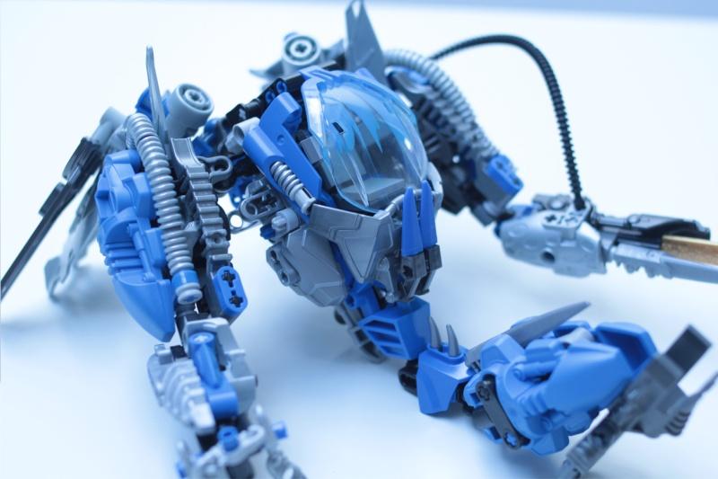[MOC] Concours été 2014 : Robot Aquatique de Surge 410