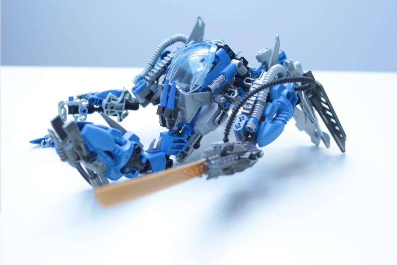 [MOC] Concours été 2014 : Robot Aquatique de Surge 610
