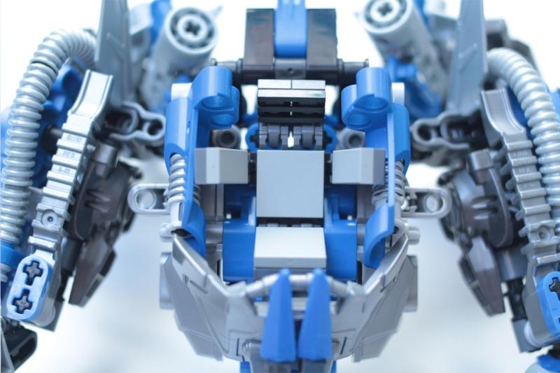 [MOC] Concours été 2014 : Robot Aquatique de Surge 710