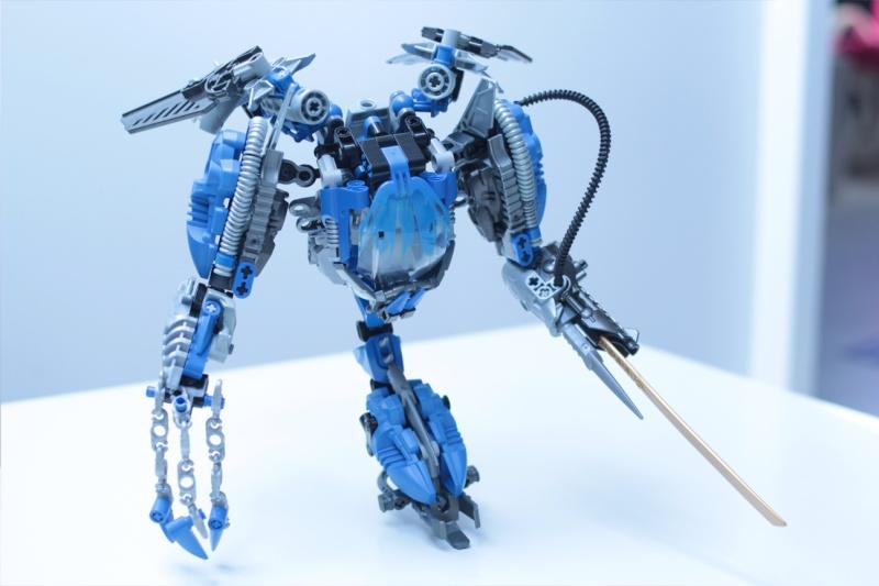 [MOC] Concours été 2014 : Robot Aquatique de Surge 910
