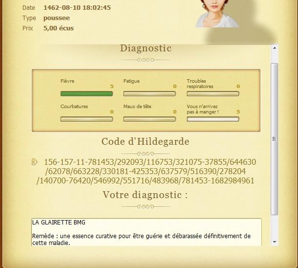 Suivi individuel  des patients, nouveau cas à signaler Diag_g10