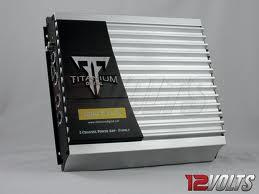Titanium Digital Amplifier ( SOLD ) Titan10
