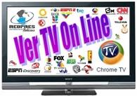 Canales de Tv de todo el Mundo!