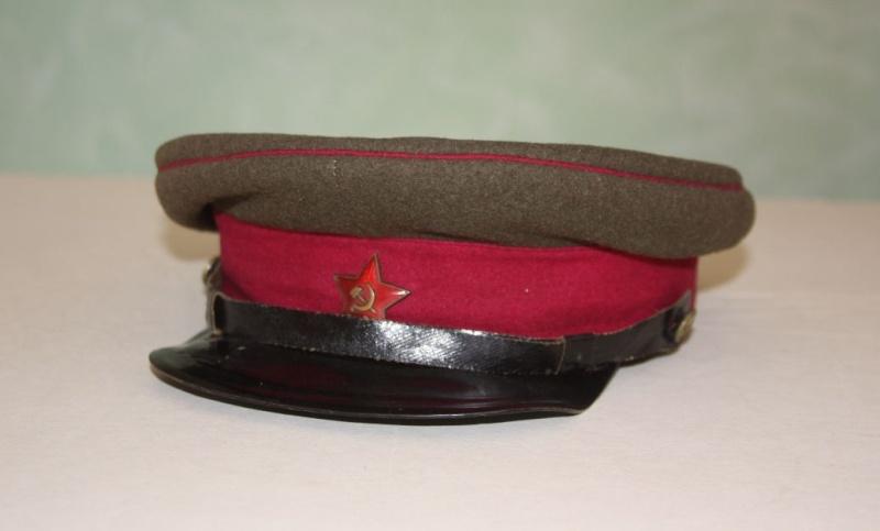 Casquette d'infanterie Soviétique M35 Img_7310