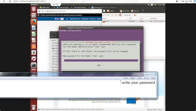 Guide install PhpmyAdmin in ubuntu  26-11-15