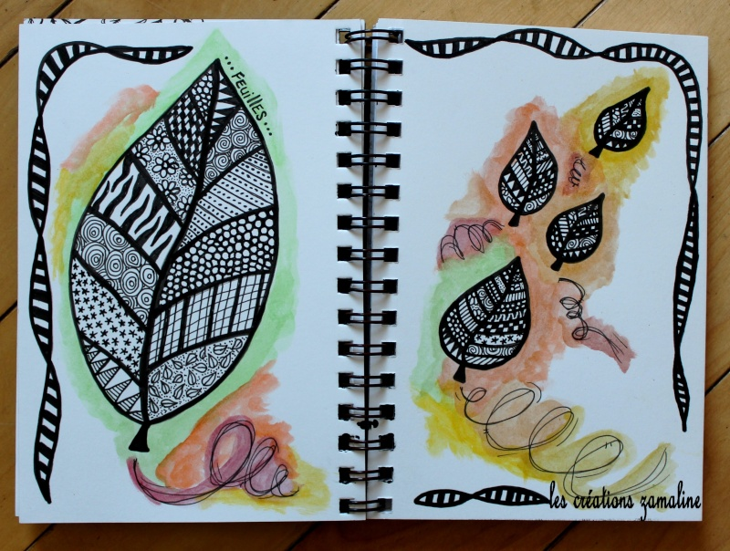 défi septembre doodling - Page 2 00310