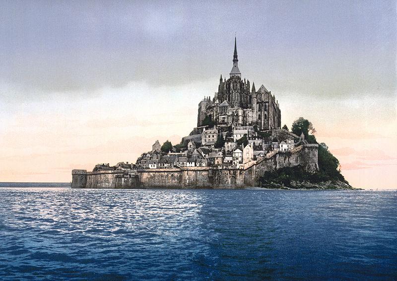 Le Mont Saint Michel 800px-12
