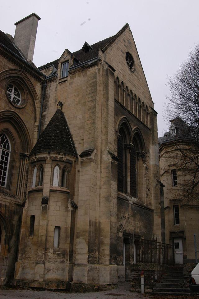 ville de Caen Abbaye10