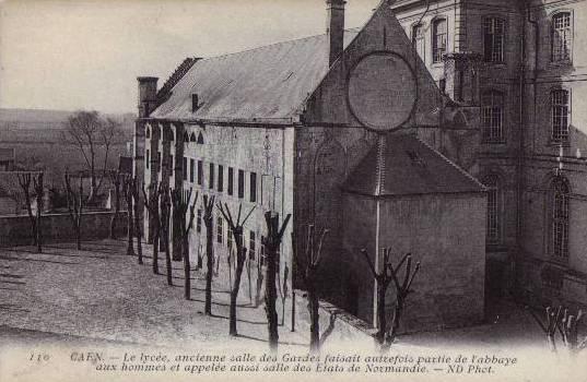 ville de Caen Abbaye11