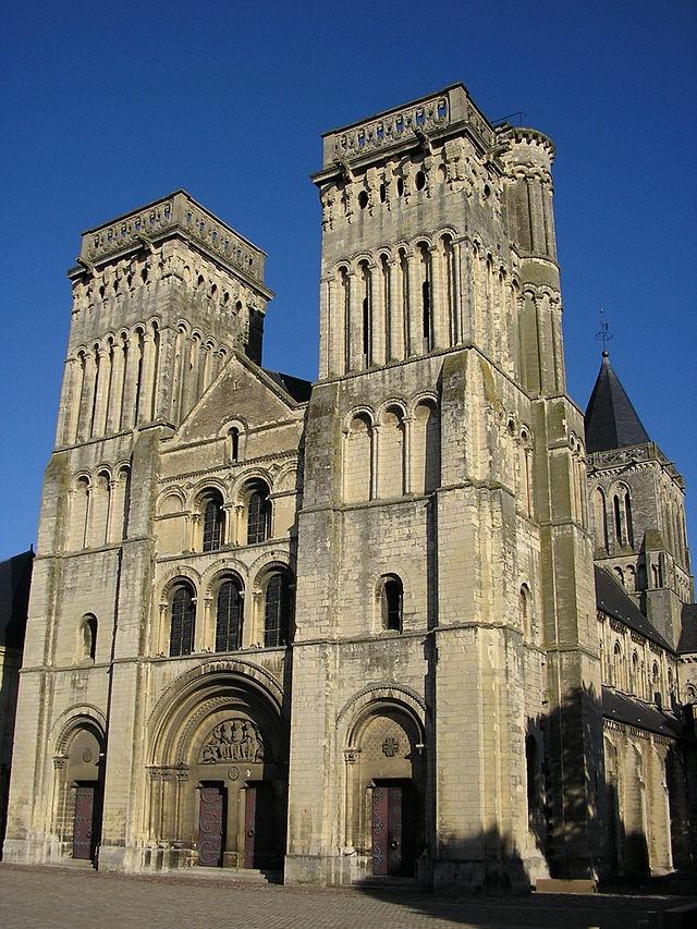 ville de Caen Abbaye13
