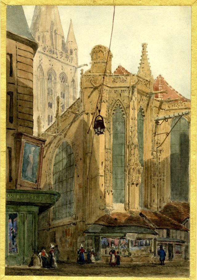ville de Caen Church10