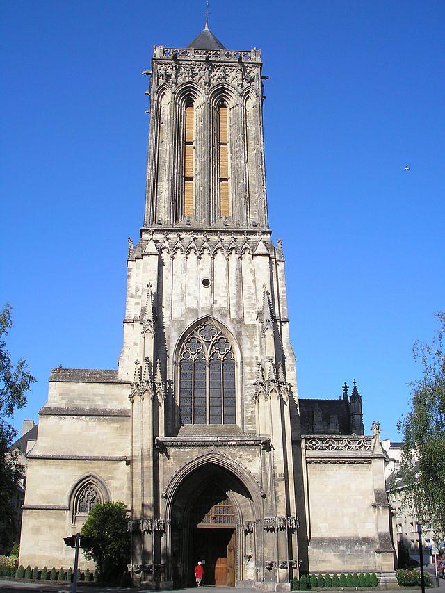 ville de Caen France10