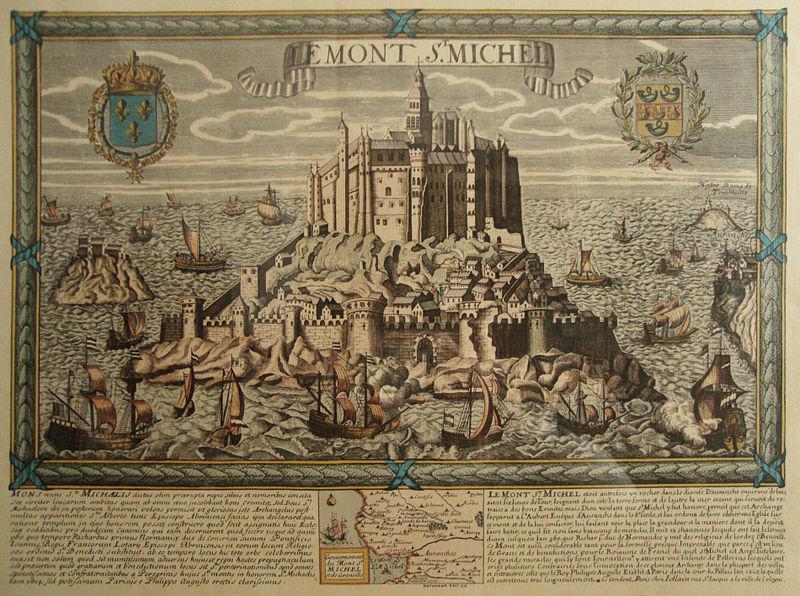 Le Mont Saint Michel Le_mon11