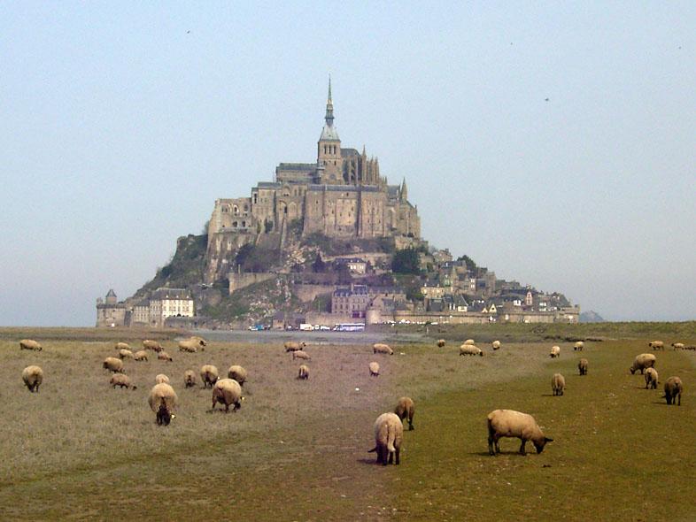 Le Mont Saint Michel Mont-s10