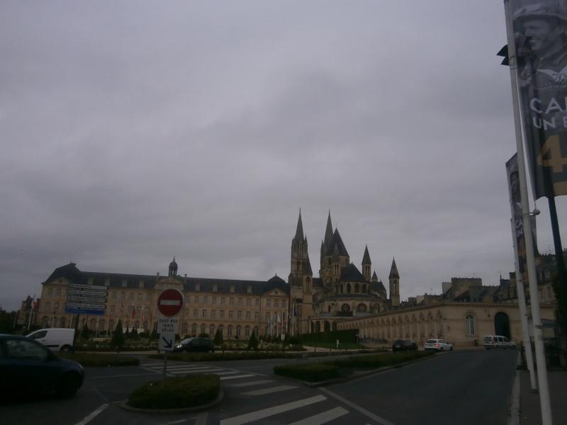 Notre sortie à Caen -le 3 Juin 2014 P6030012
