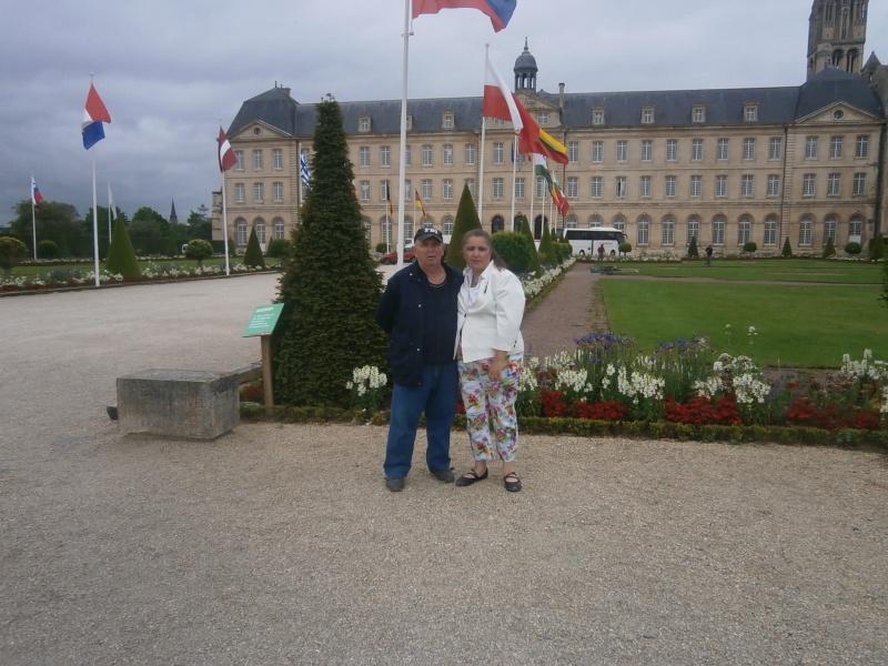 Notre sortie à Caen -le 3 Juin 2014 P6030030