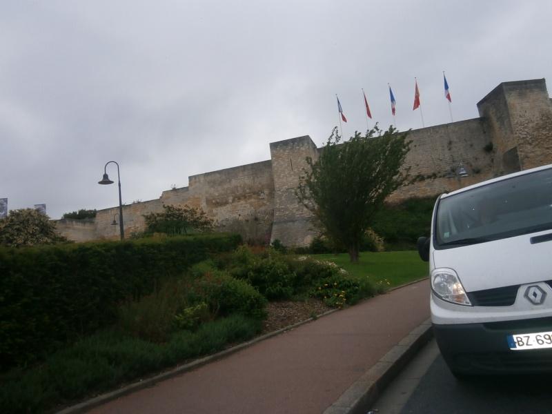 Notre sortie à Caen -le 3 Juin 2014 P6030044