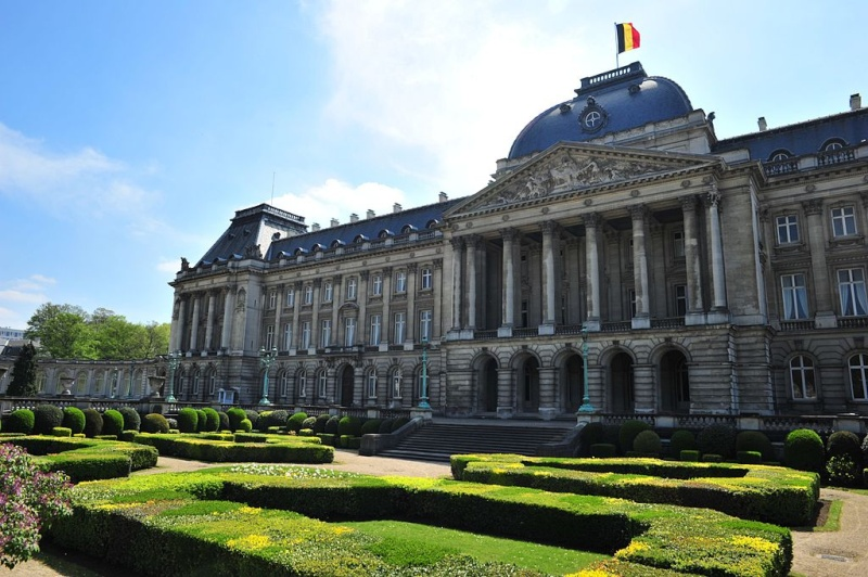Palais Royal de Bruxelles Palais10
