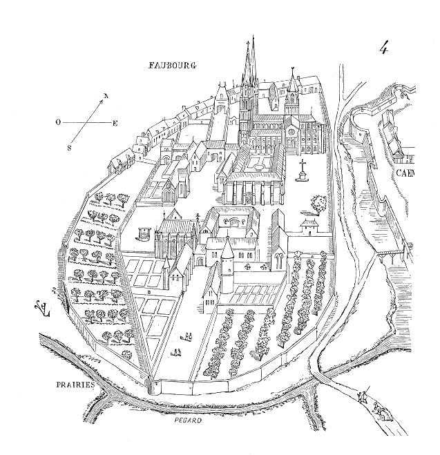 ville de Caen Plan_a10