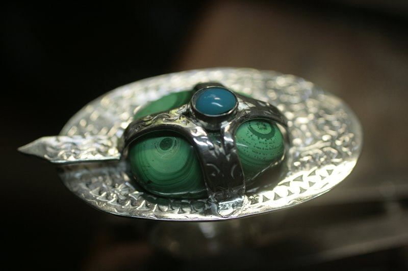 Bague Malachite  M_mg_914