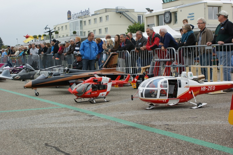 Modellflugtag Grenchen Grench10