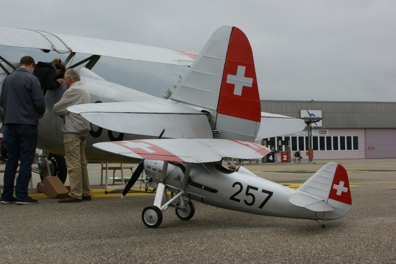 Modellflugtag Grenchen Grench11