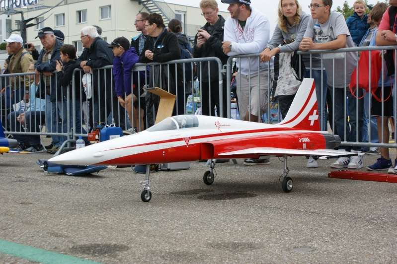 Modellflugtag Grenchen Grench12