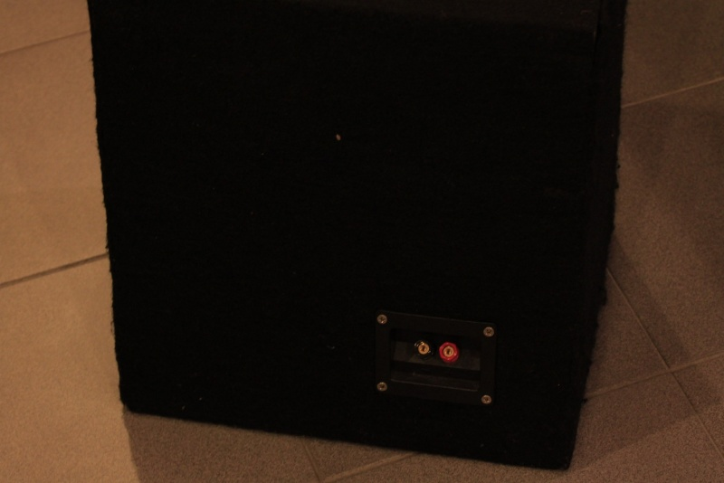 WTS: Subwoofer enclosures and A-pillar for Civic FD2 for large format tweeters 12rs2_10