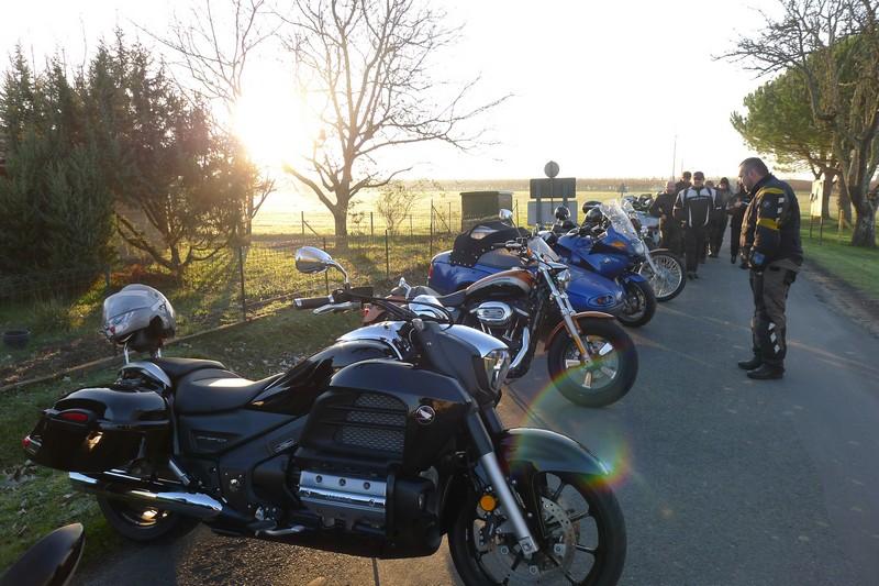 Téléthon Moto, a Razac de Saussignac le 7 Décembre 2014 P1020711