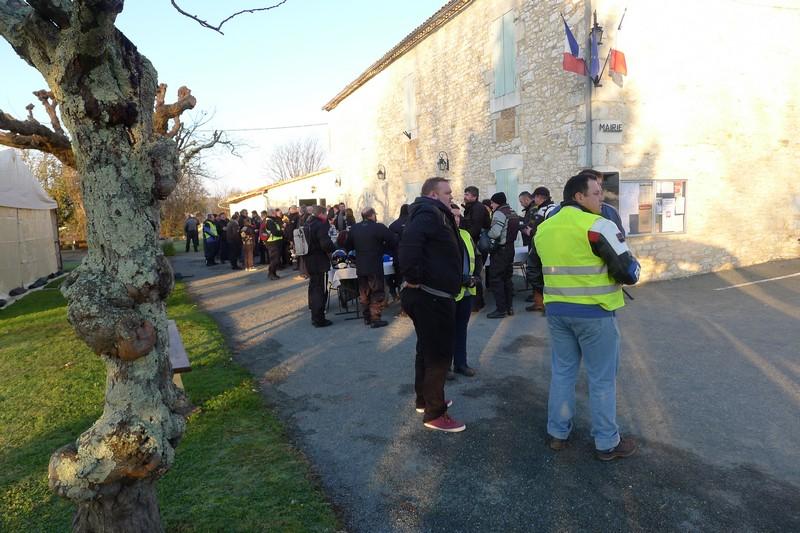 Téléthon Moto, a Razac de Saussignac le 7 Décembre 2014 P1020714