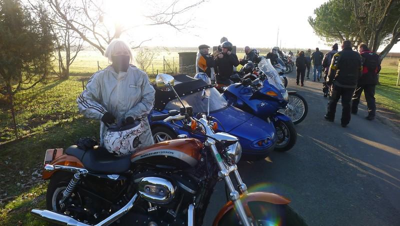 Téléthon Moto, a Razac de Saussignac le 7 Décembre 2014 P1020716