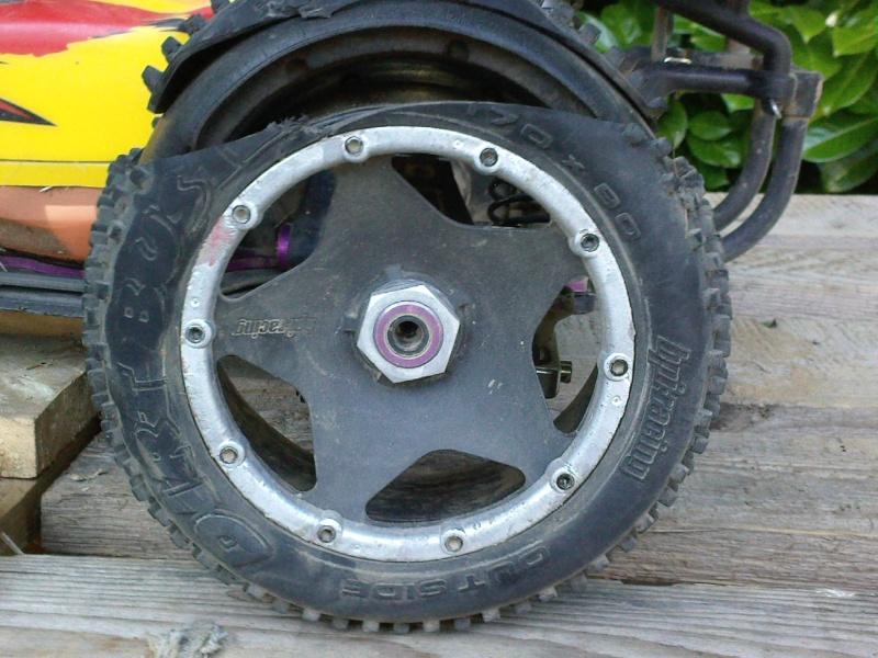 pneu baja arraché Photo010