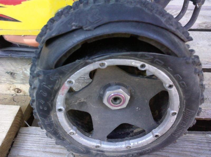 pneu baja arraché Photo011