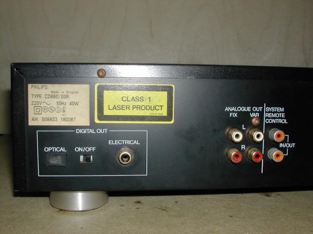 Philips CD 880 che DAC ha? Cd_88018