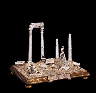 Dioramas et Marie-Antoinette  Boudoi37