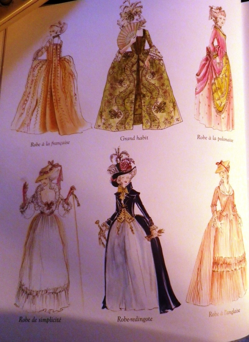La mode et les vêtements au XVIIIe siècle  - Page 2 Imgp2238