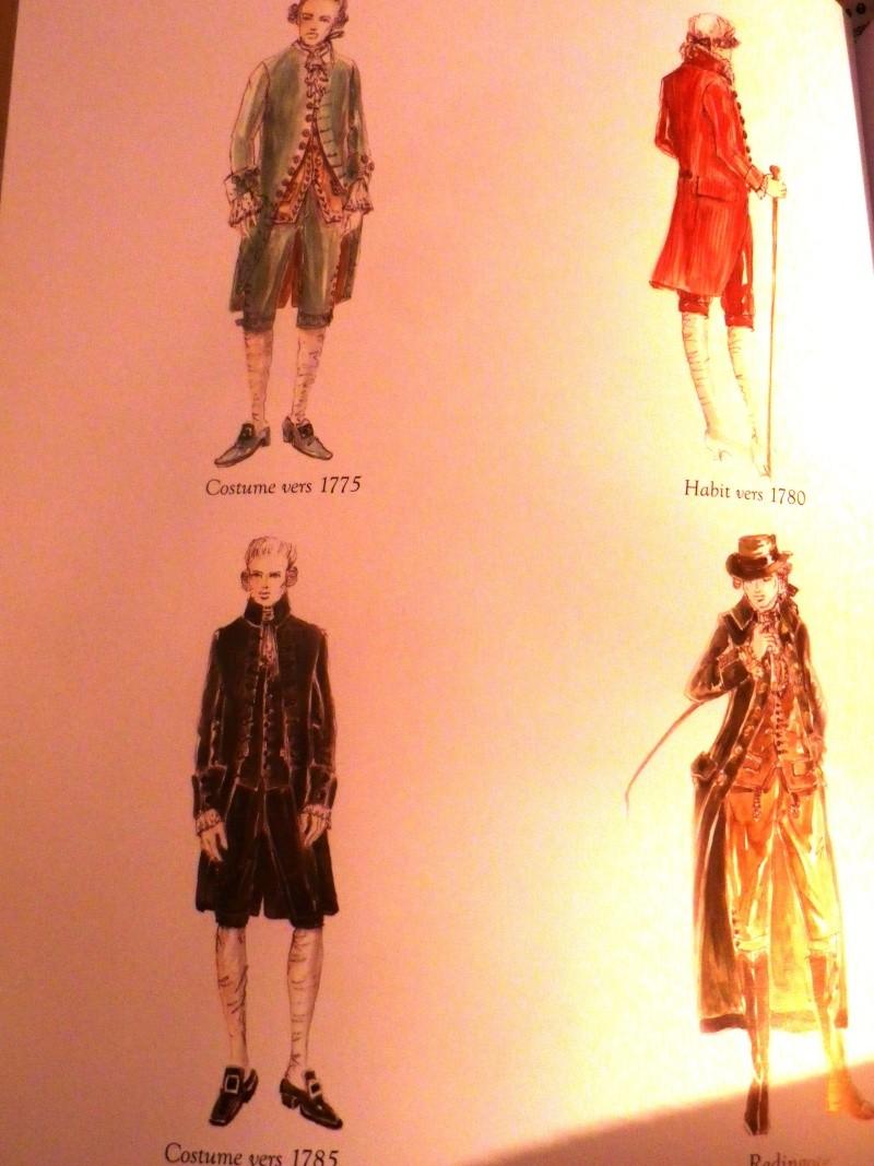 La mode et les vêtements au XVIIIe siècle  - Page 2 Imgp2246
