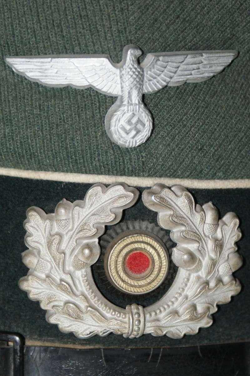 Schirmmutze d'infanterie 02211