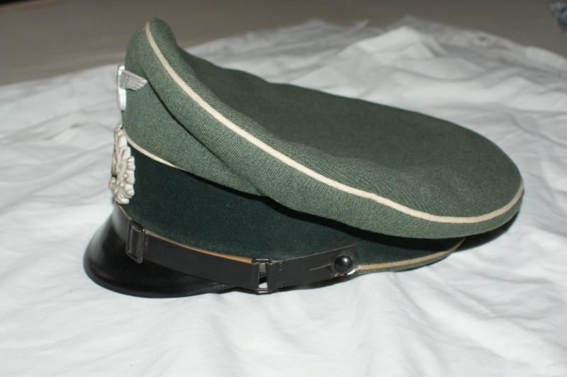 Schirmmutze d'infanterie 02311