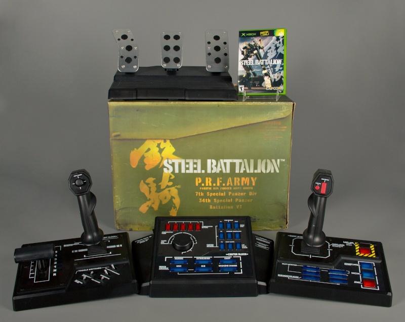 Les accessoires Xbox Officiels ( en cours ) Steel-11