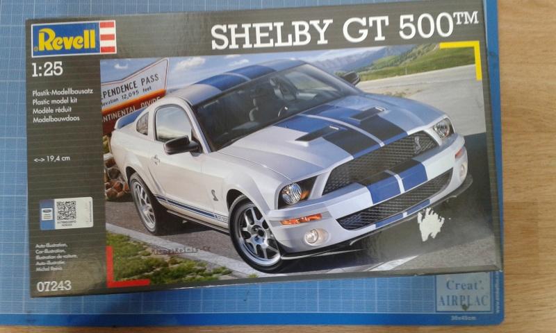 La Shelby GT500 - 2007 de Sam le Pirate (Fred74 junior) 20140914