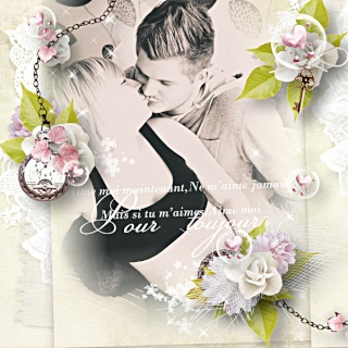 Les news chez Pliscrap - MAJ 23/6 the most beautiful day - Page 3 Lily12