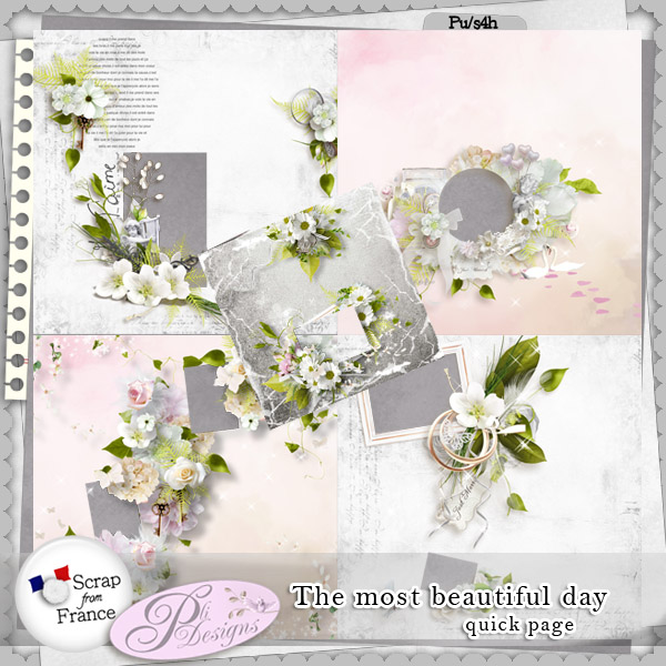 Les news chez Pliscrap - MAJ 23/6 the most beautiful day - Page 3 Plides64