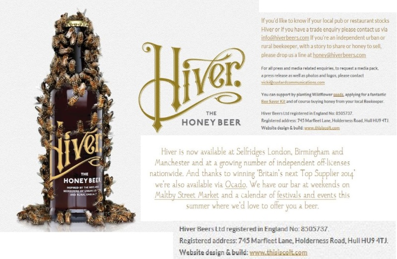 Hiver The Honey Beer Hiver_10