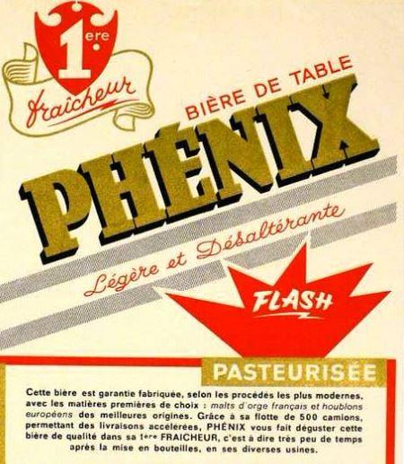 Flash - Brasserie Phénix Phynix10