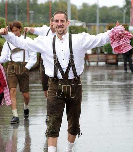 Lederhosen Ribery10