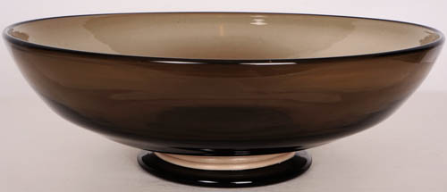 Does Anyone Recognize This Smokey Colored Glass Bowl w Tubing Around Base? Forums10